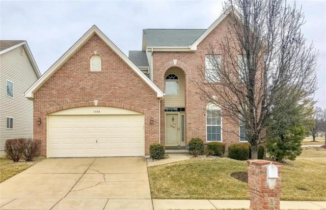 1068 Saratoga Springs Court, Florissant, MO 63034 (#19014013) :: RE/MAX Professional Realty