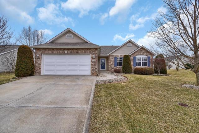 2756 Woodfield Drive, Maryville, IL 62062 (#19014070) :: Hartmann Realtors Inc.