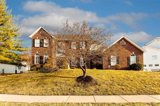 7205 Westfield Woods Drive, Dardenne Prairie, MO 63368 (#19014427) :: The Kathy Helbig Group