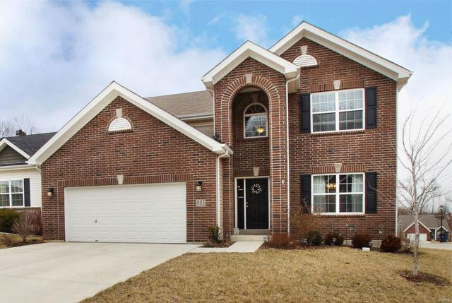 903 Meramec Grove Court, Ballwin, MO 63021 (#19014448) :: The Kathy Helbig Group