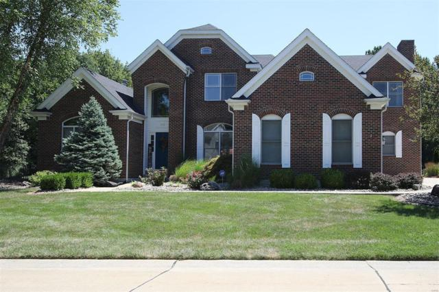 1142 Hearthstone Drive, O'Fallon, IL 62269 (#19014459) :: Holden Realty Group - RE/MAX Preferred