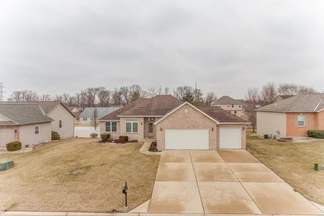 129 Oak Hill Drive, Maryville, IL 62062 (#19014546) :: Hartmann Realtors Inc.