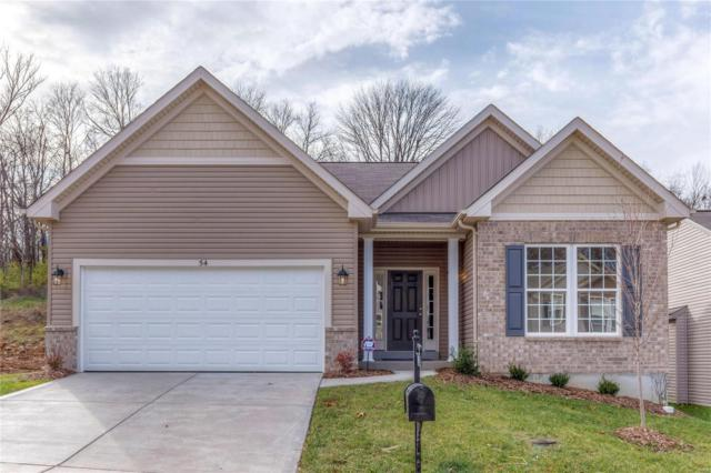 1 Devonshire @ Fox Ridge, O'Fallon, MO 63366 (#19014583) :: Clarity Street Realty