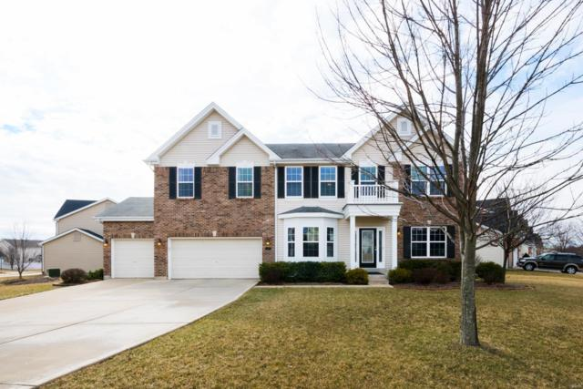 123 Snake River Drive, Dardenne Prairie, MO 63368 (#19014595) :: The Kathy Helbig Group