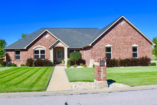 6613 Augies Way Place, Millstadt, IL 62260 (#19014603) :: RE/MAX Professional Realty
