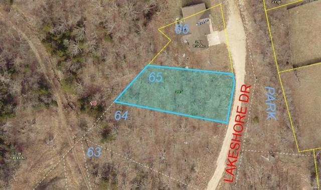 0 Lot 65 Lakeshore Drive, Saint Robert, MO 65584 (#19014612) :: Realty Executives, Fort Leonard Wood LLC