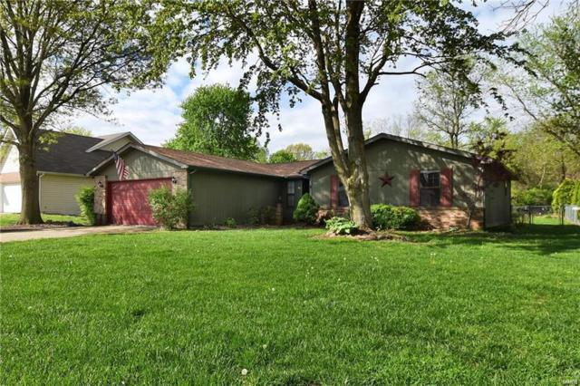 4 Cottonwood Glen Drive, Glen Carbon, IL 62034 (#19014622) :: Fusion Realty, LLC