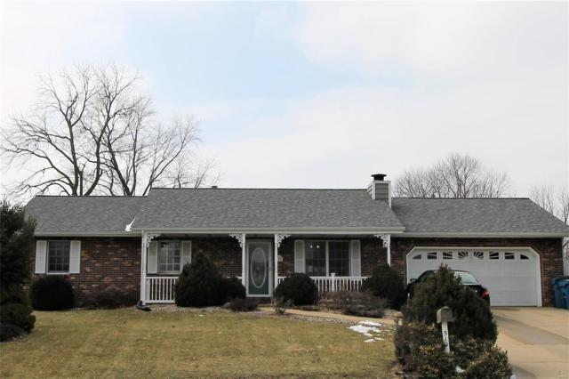 510 Nottingham Drive, Troy, IL 62294 (#19014981) :: Fusion Realty, LLC