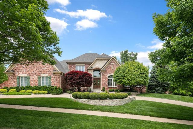 17911 Bonhomme Ridge Court, Chesterfield, MO 63005 (#19015367) :: The Becky O'Neill Power Home Selling Team