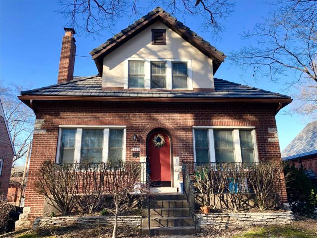 7343 Colgate Avenue, St Louis, MO 63130 (#19015412) :: Clarity Street Realty