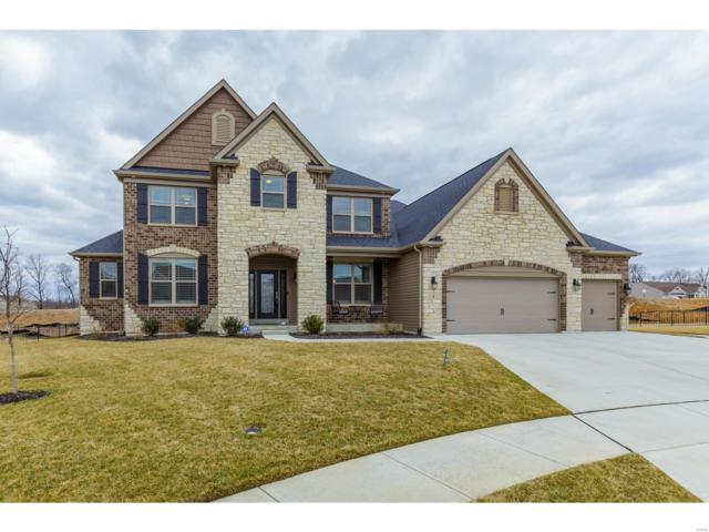 9 Overton Heath Court, Lake St Louis, MO 63367 (#19015490) :: The Kathy Helbig Group