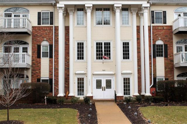 7400 Whitehall Colonial Lane #421, St Louis, MO 63119 (#19015512) :: Clarity Street Realty
