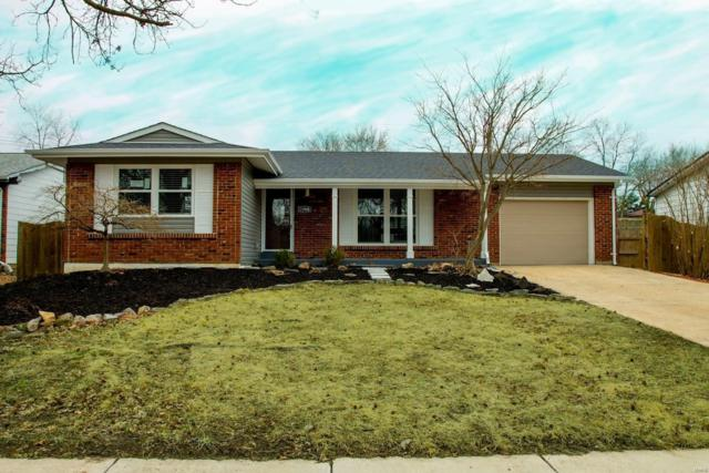 11908 Mckelvey Gardens, Maryland Heights, MO 63043 (#19015623) :: The Kathy Helbig Group