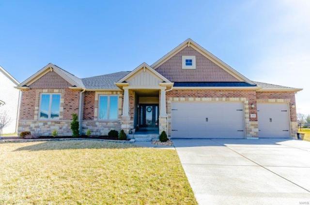 116 Oakhurst Drive, O'Fallon, MO 63368 (#19015662) :: Kelly Hager Group | TdD Premier Real Estate
