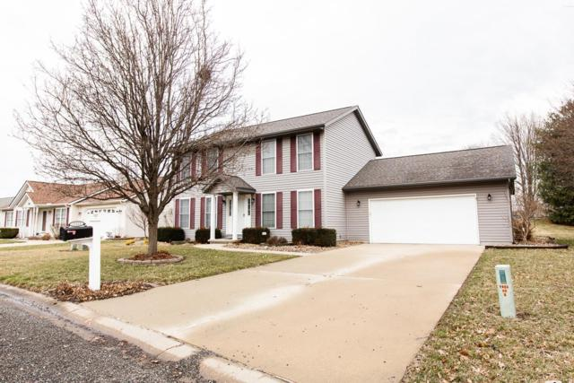 1123 Hackberry Drive, Mascoutah, IL 62258 (#19015670) :: Fusion Realty, LLC
