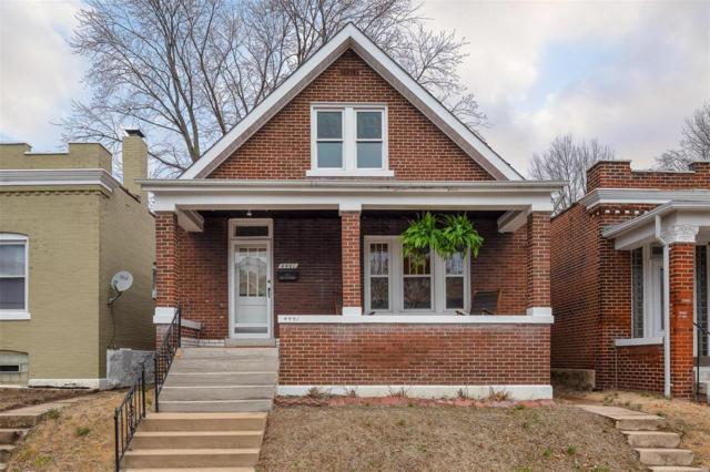 4441 Wallace Street, St Louis, MO 63116 (#19015909) :: RE/MAX Professional Realty