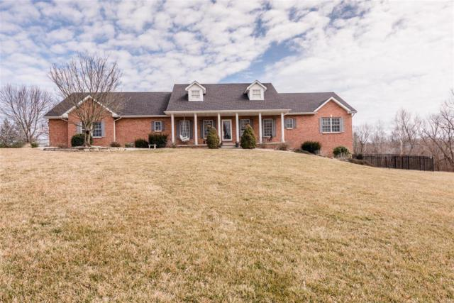 555 Berkshire Drive, Troy, IL 62294 (#19015969) :: Fusion Realty, LLC