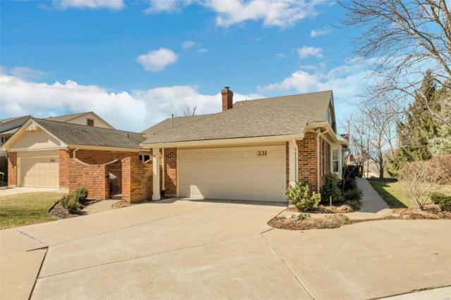 331 Morristown Court, Chesterfield, MO 63017 (#19015984) :: Clarity Street Realty