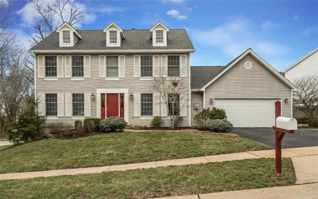 321 W Manor Drive, Chesterfield, MO 63017 (#19016262) :: The Kathy Helbig Group