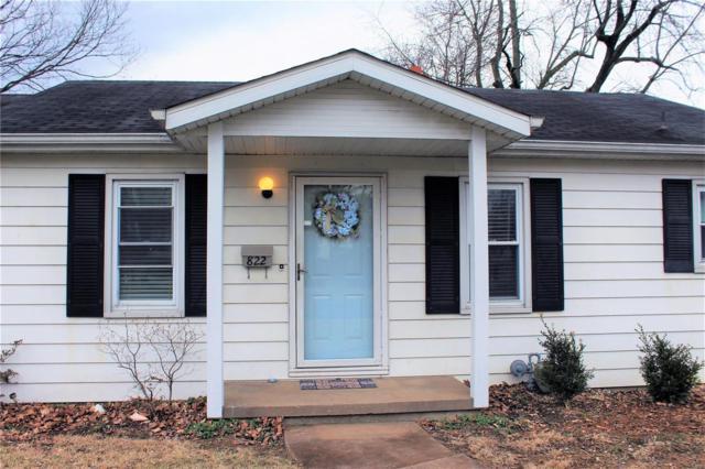 822 Kneedler Street, Collinsville, IL 62234 (#19016567) :: Hartmann Realtors Inc.