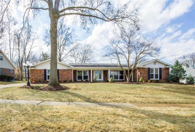 327 Diplomat Lane, Chesterfield, MO 63017 (#19016615) :: Clarity Street Realty