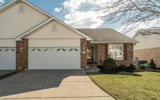 3158 Country Bluff Drive 37B, Saint Charles, MO 63301 (#19016672) :: The Kathy Helbig Group