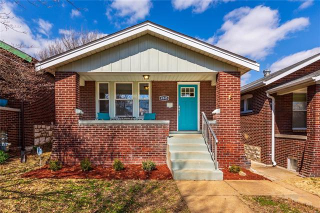4045 Mcdonald Avenue, St Louis, MO 63116 (#19016689) :: The Kathy Helbig Group