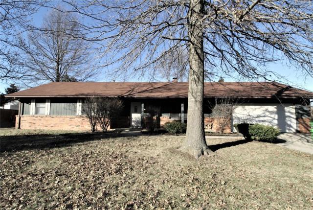 924 Cherry Lane, Troy, IL 62294 (#19016701) :: Clarity Street Realty