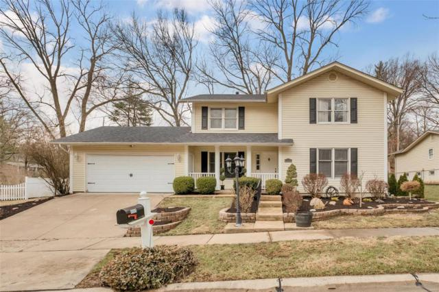 1111 Crested View Drive, St Louis, MO 63146 (#19016953) :: Matt Smith Real Estate Group