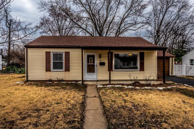 54 Florval Drive, Florissant, MO 63031 (#19017054) :: Clarity Street Realty