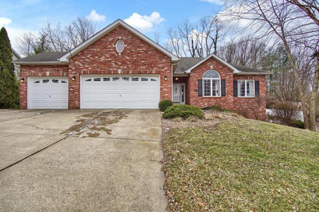 1318 Gerber Woods Drive, Edwardsville, IL 62025 (#19017067) :: Hartmann Realtors Inc.