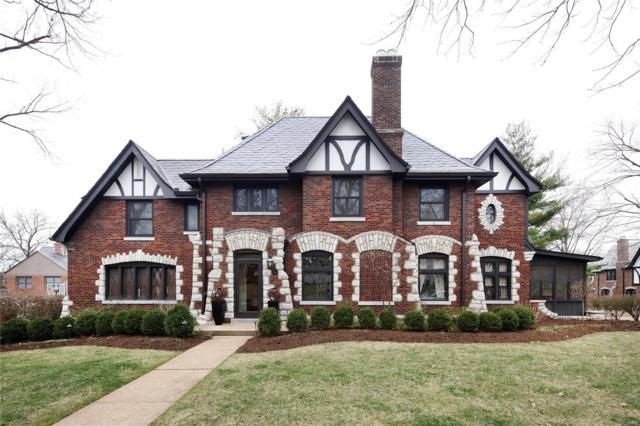 841 Audubon Drive, Clayton, MO 63105 (#19017104) :: Clarity Street Realty