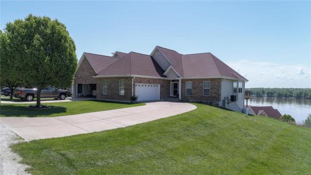 973 Riverview Drive, GOLDEN EAGLE, IL 62036 (#19017171) :: Hartmann Realtors Inc.