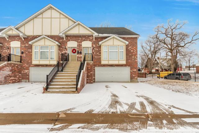 9 Cabanne Townhome Drive, St Louis, MO 63112 (#19017258) :: Clarity Street Realty