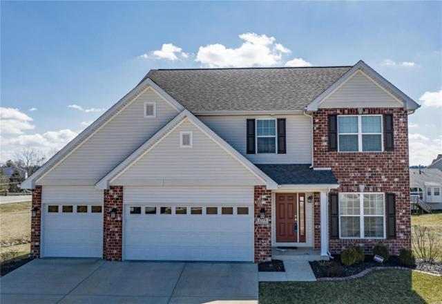 2724 Ambridge Drive, Shiloh, IL 62221 (#19017359) :: Hartmann Realtors Inc.