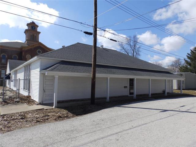 415 E Perry Street, Pittsfield, IL 62363 (#19017361) :: Fusion Realty, LLC