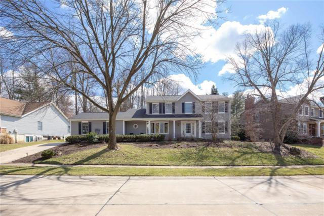 1551 Timberlake Manor Parkway, Chesterfield, MO 63017 (#19017436) :: The Kathy Helbig Group
