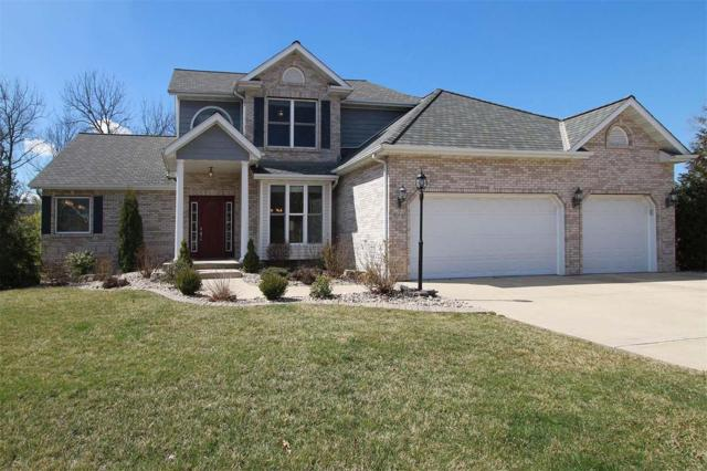 6024 Timberwolfe Drive, Glen Carbon, IL 62034 (#19017454) :: Clarity Street Realty