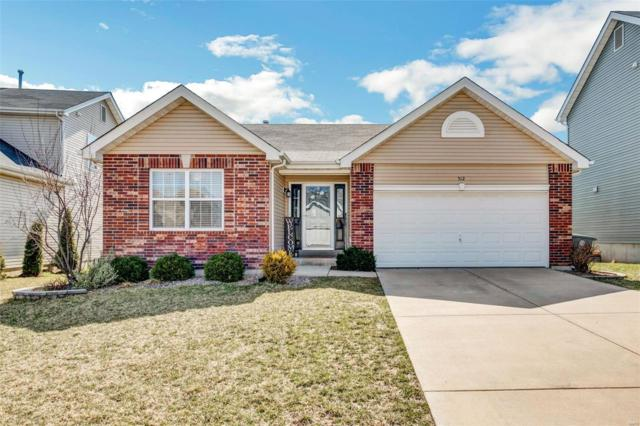 512 Deer Brook Dr, O'Fallon, MO 63366 (#19017460) :: Kelly Hager Group | TdD Premier Real Estate