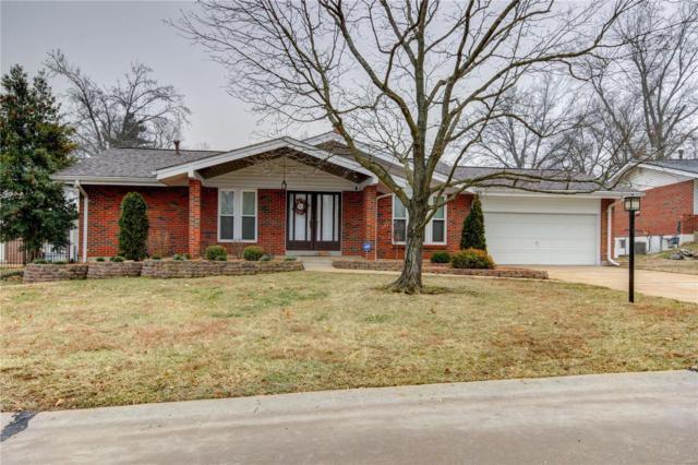 5158 Heathfield Drive, St Louis, MO 63128 (#19017498) :: Ryan Miller Homes