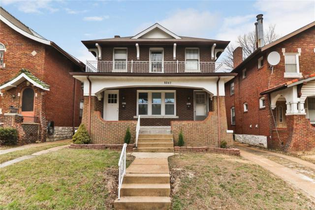 5047 Winona, St Louis, MO 63109 (#19017507) :: Ryan Miller Homes