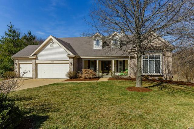 1603 Ridge Bend, Wildwood, MO 63038 (#19017558) :: Kelly Hager Group | TdD Premier Real Estate