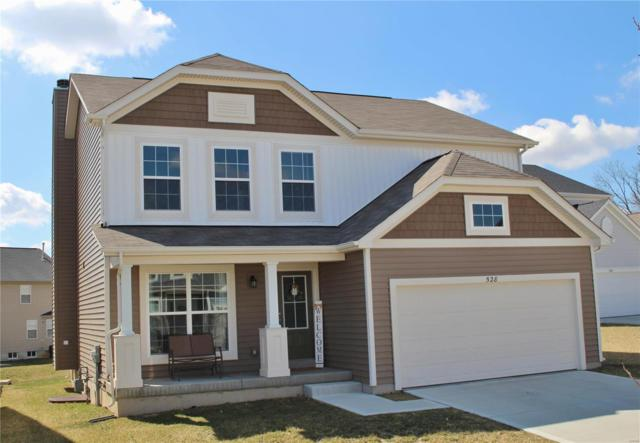 528 Country Landing Drive, Lake St Louis, MO 63367 (#19017604) :: The Kathy Helbig Group