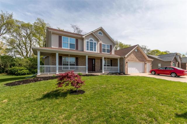 3124 Roan Hill Drive, Belleville, IL 62221 (#19017827) :: Holden Realty Group - RE/MAX Preferred