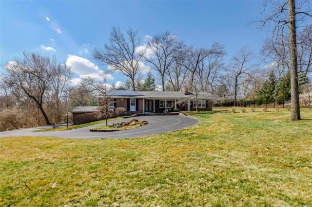43 Woodcrest, St Louis, MO 63124 (#19017888) :: Kelly Hager Group | TdD Premier Real Estate