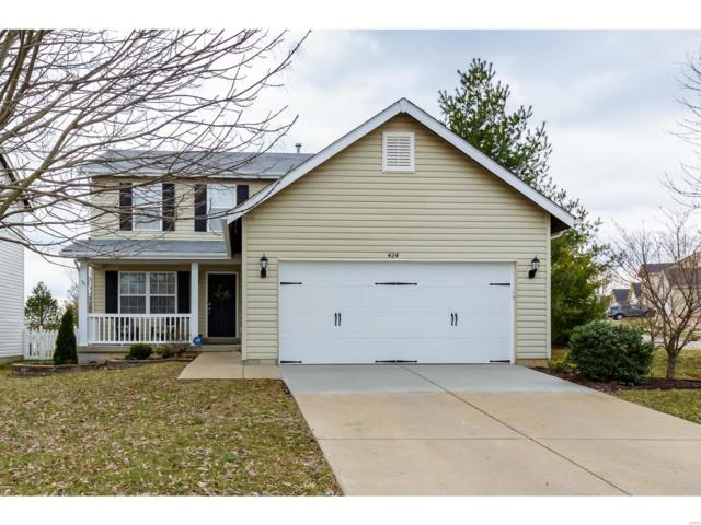 424 Briarchase Place, Lake St Louis, MO 63367 (#19017891) :: The Kathy Helbig Group