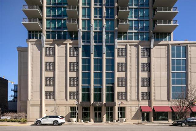 4909 Laclede Avenue #1504, St Louis, MO 63108 (#19017893) :: Clarity Street Realty