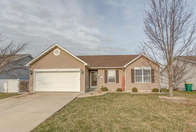 795 Wild Meadow Lane, Mascoutah, IL 62258 (#19017992) :: RE/MAX Professional Realty