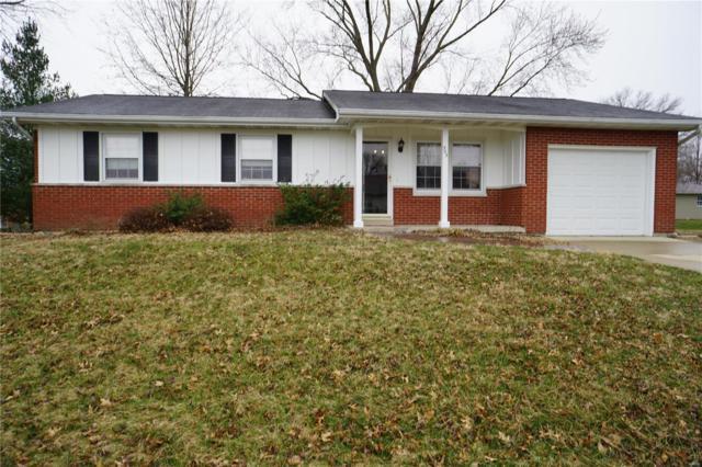 305 E Immanuel Drive, OKAWVILLE, IL 62271 (#19018174) :: Fusion Realty, LLC