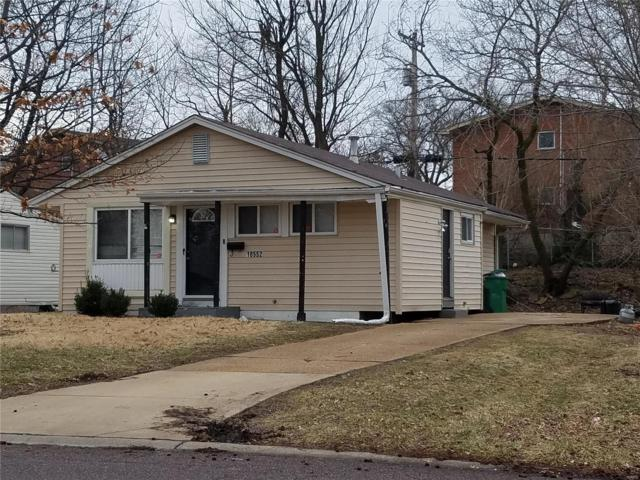 10552 Spring Garden Drive, St Louis, MO 63137 (#19018246) :: Clarity Street Realty